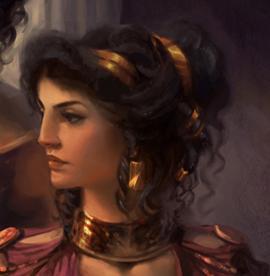 Queen Cymede