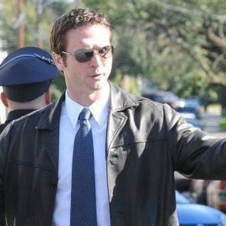Lt Detective Dax Kenrick