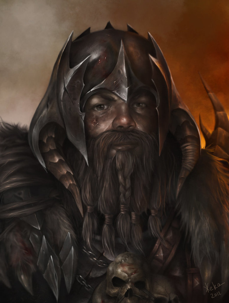 Clyde Hammerheart of Clan Morgrain (DEAD)