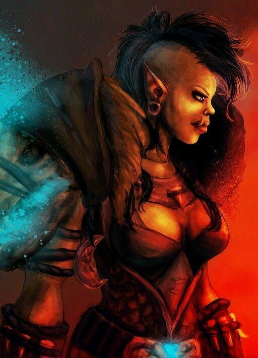Bonnie The Orc