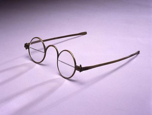 Ben Franklin's Bi-focals
