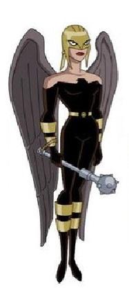 Lady Hawkwoman