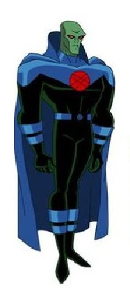 Lord Martian Manhunter
