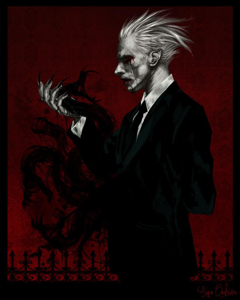 Mysterious Vampire