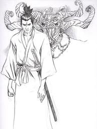 """Takeda Shingen """"Taro"""""""