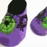 Poppy's Spidey Slippers