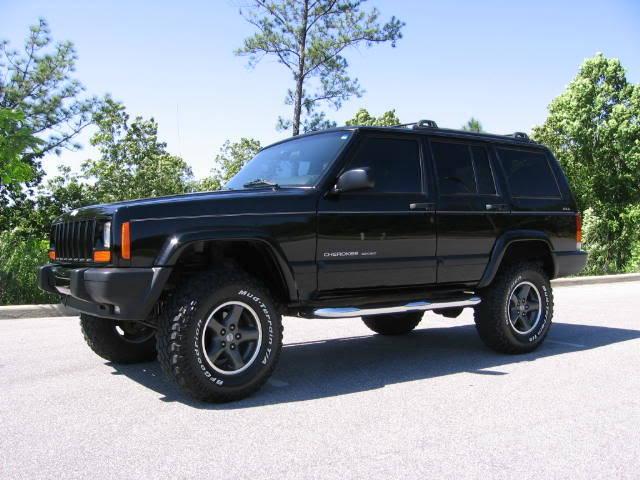 Good Ol' Jeep