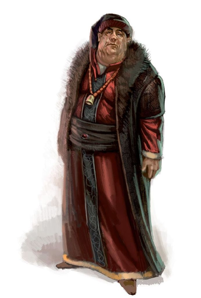 Count Austell Murik