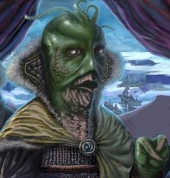 Alien - Croindanti Ambassador Da'valek