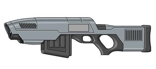 Orland Laser Carbine