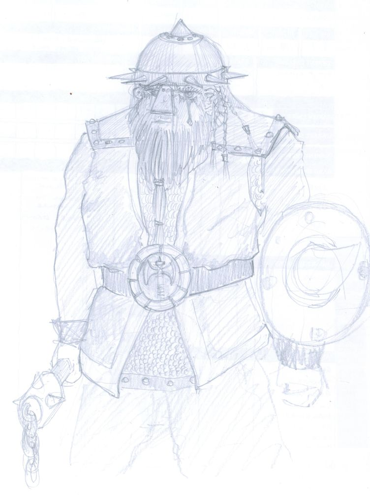 Sven 'The Skar'