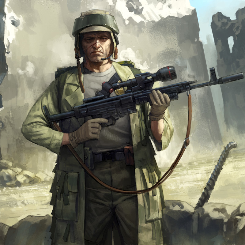 Capt. Reid Scott