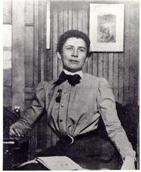 Alicia Moreau