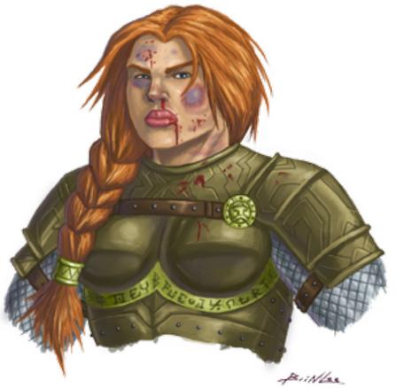 Amber Steelaxe