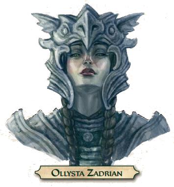 Ollysta Zadrian