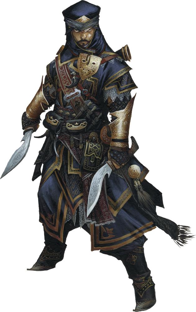 Captain Rikkard Swordsmith