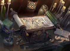 Pergamene di Athoril