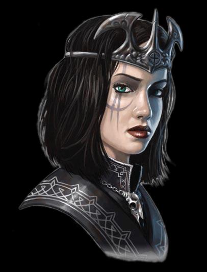 Queen Abrogail II