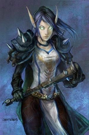 Trellara Nightshadow