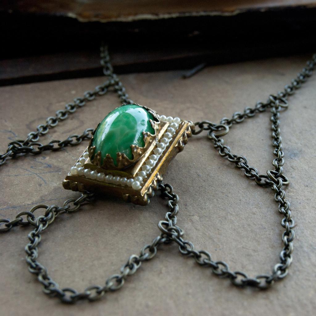 Green Pendant