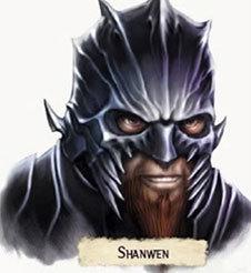Paralicteur Shanwen