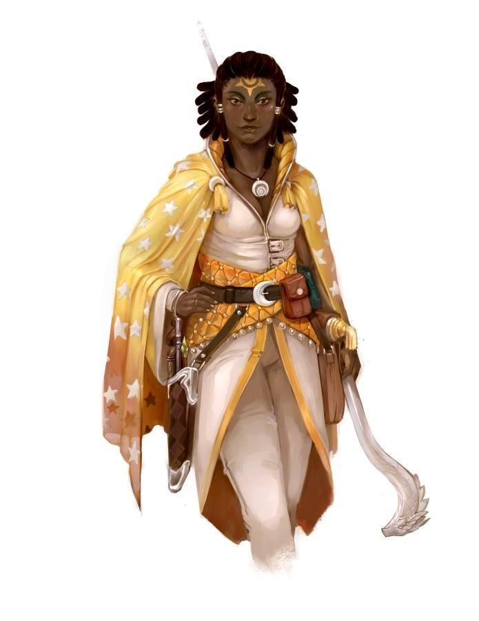 Lady Sareta Lhal