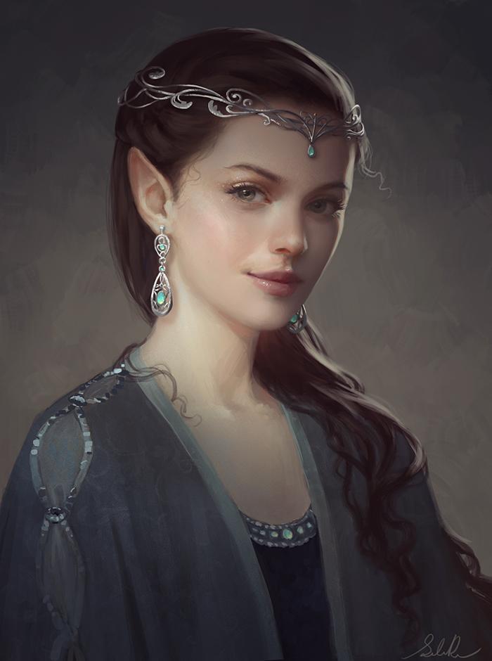 Ascendent Lady Amilia Miritar