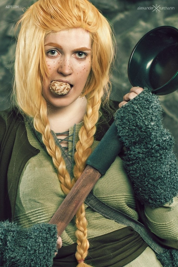 Gilda Ashorn of Clan Durin