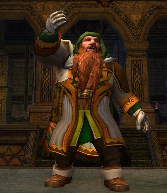 Front Needlearm of Clan Telchar