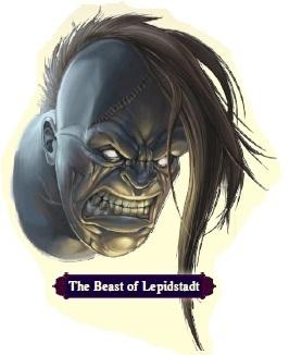 The Beast of Lepidstadt