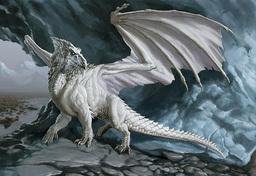 White Dragon Gildrach