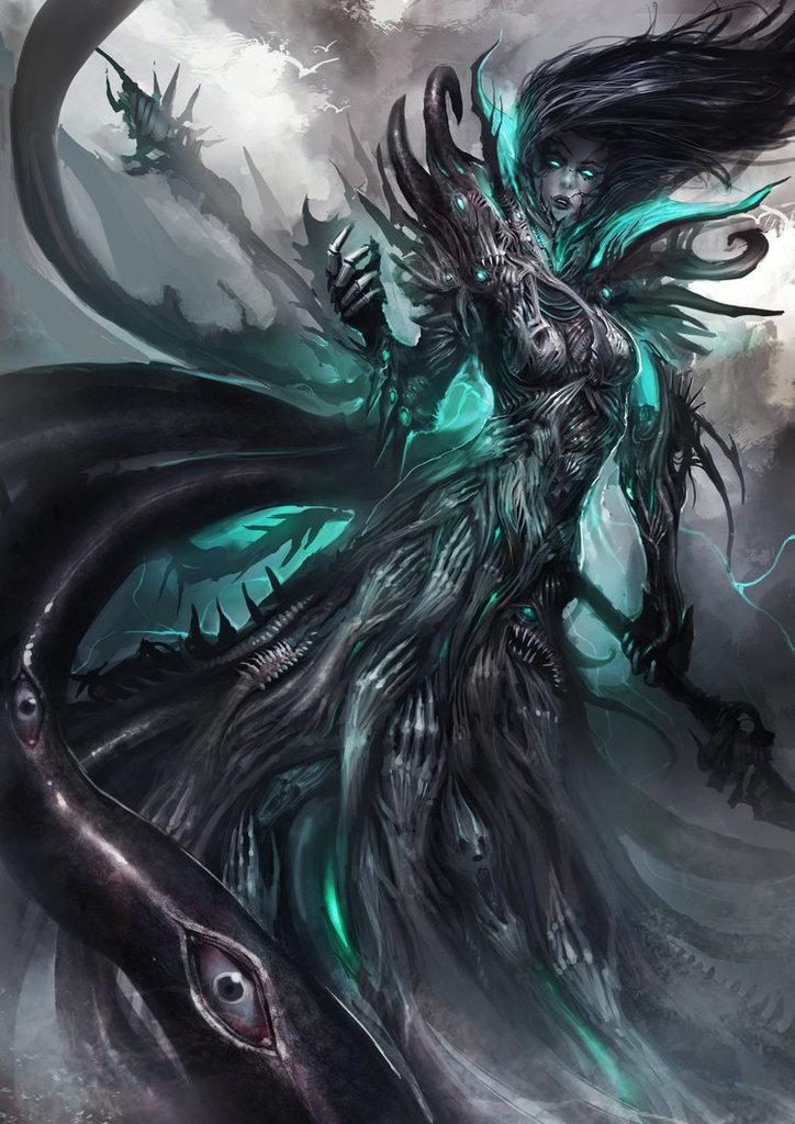 Darkness, Magnum Tenebrosum, The Unnamed Darkness
