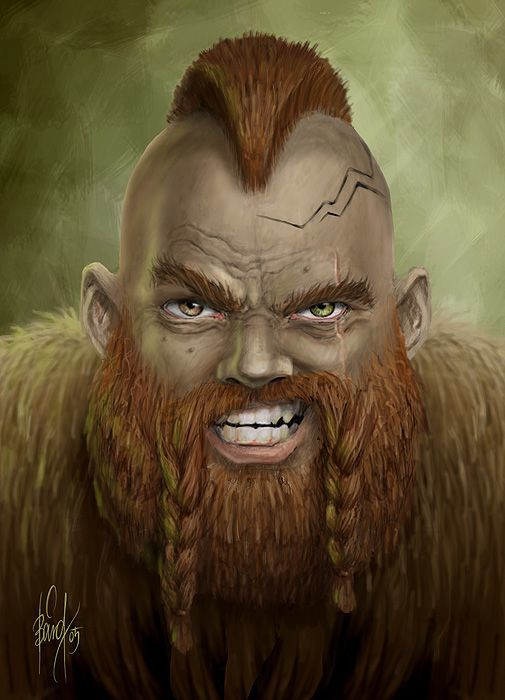 Dolnar Malgus Stonewarden IV
