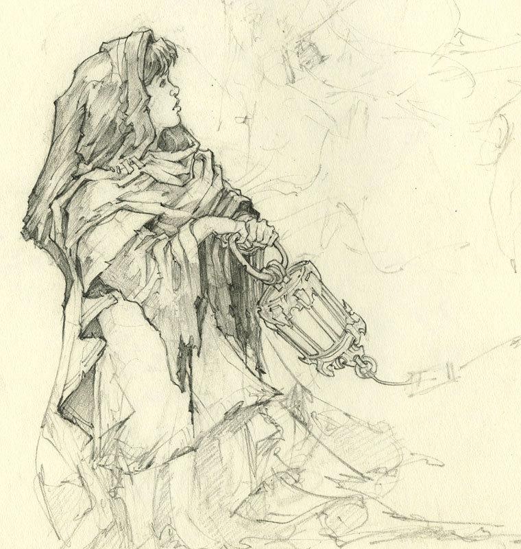 Ophelia Wander