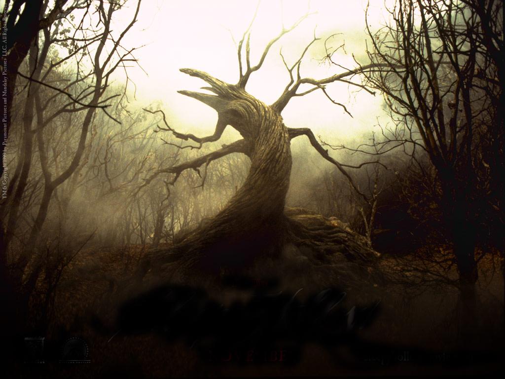 Shambling Tree