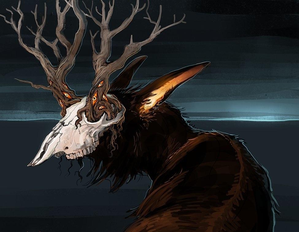II. Jubokko, Ravenous Seeker of Truths Revealed
