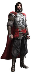 Emperor Francesco Borgia