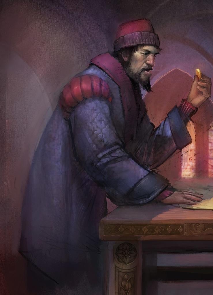 Lord Ortwin Kolmar
