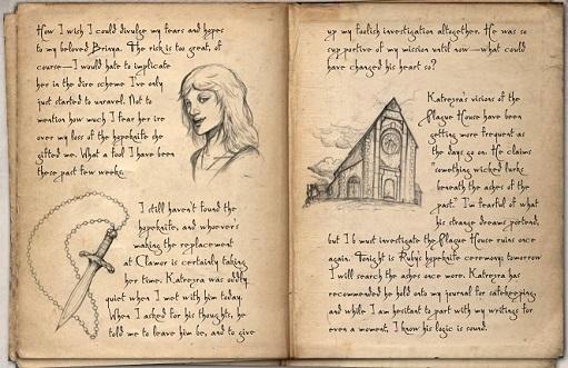 Rodrick's journal