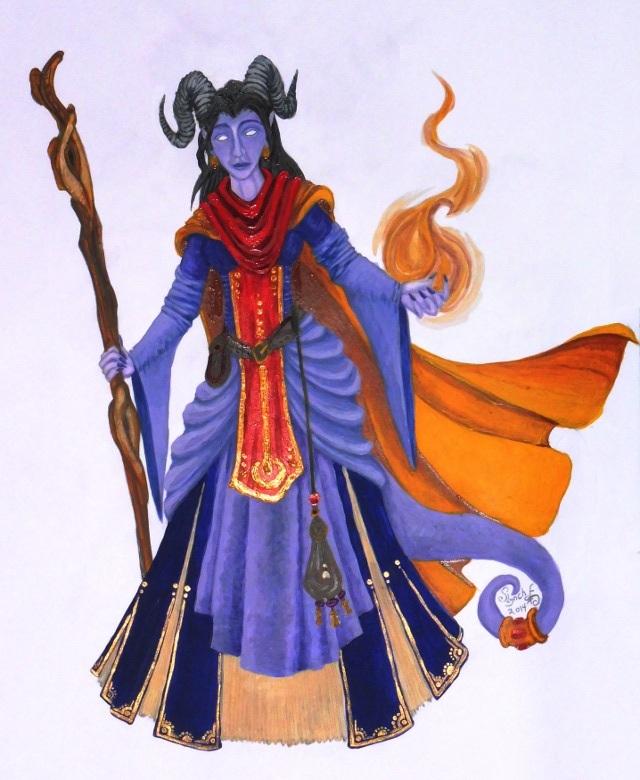 Vashaela of Vodarre
