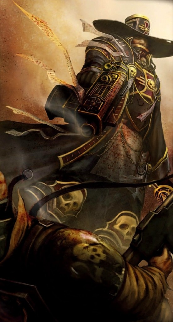 Inquisitor Venix