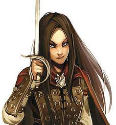 Captain Eliza Adenalie-Galanodel