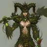 Jonquille Flower Armor