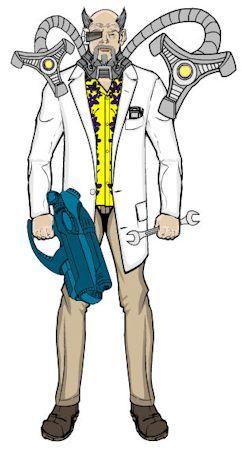 Dr. Fiasco
