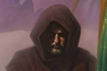 Unknown Robed Man