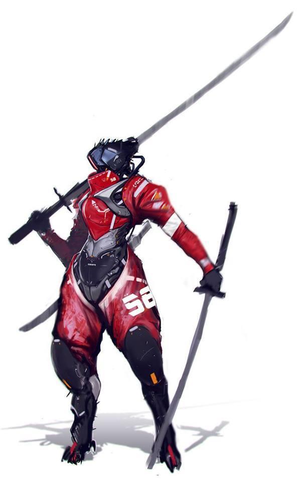 """MSSH-1 """"Musashi"""""""