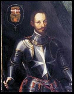 Brother Phillipe de Saint-Cassien, Chevalier de Didonne