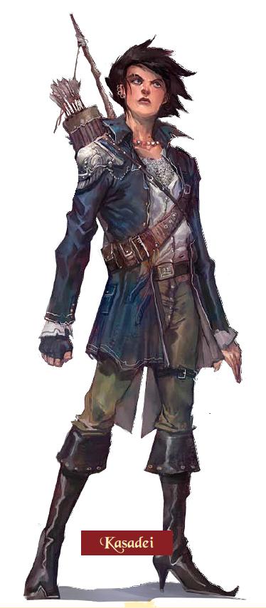 Sergeant Kasadei