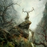Great White Stag