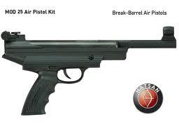 ASE 5mm Pistol
